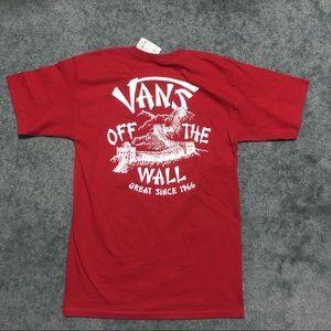 NWT Vans Shirt